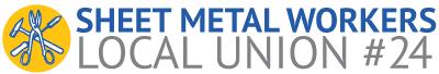 Sheet Metal Workers - Local 24 - Logo