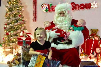 Cincinnati Christmas Pictures 2016