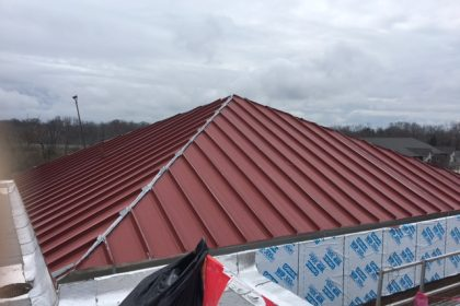 Monfort Heights Library Roof Replacement