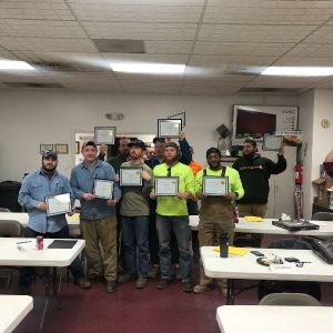 SMW Local 24 Southpoint COMET Class 2018