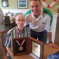 Local 24 Members Presented 70-Year Pins