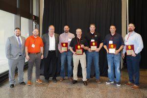 Builders Exchange of Dayton Outstanding Foreman Awards