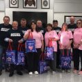 SMW Local 24 Members Donate Items to Homeless Veterans