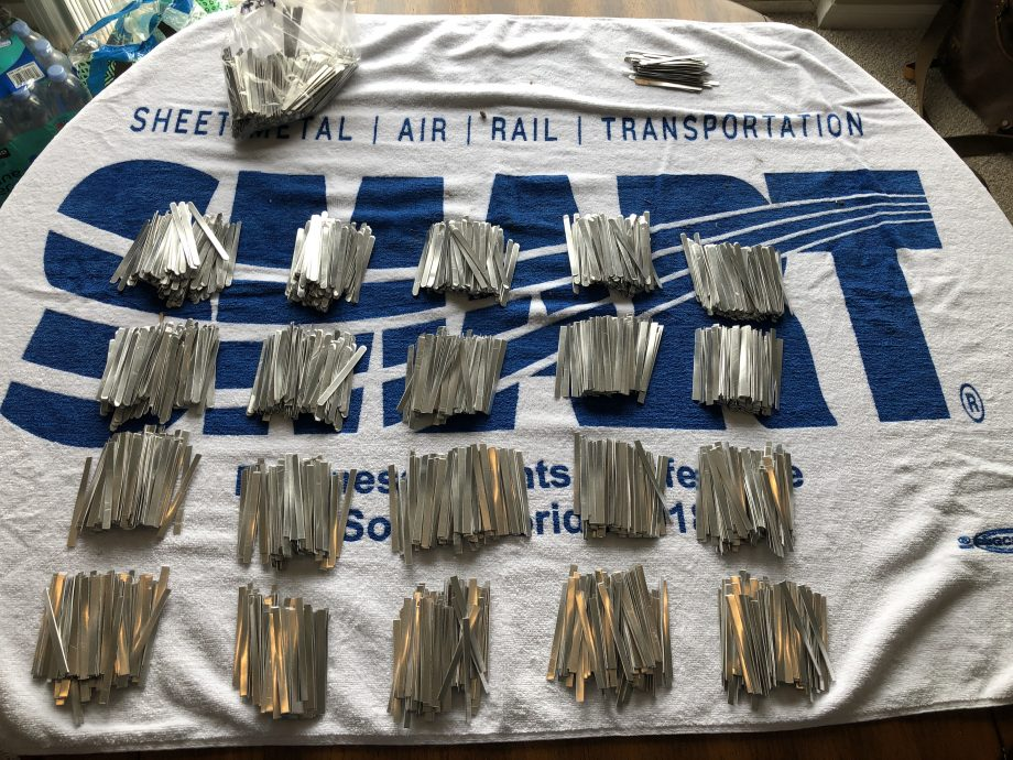 Sheet Metal Workers Local 24 Members Made PPE Pieces for First Responders